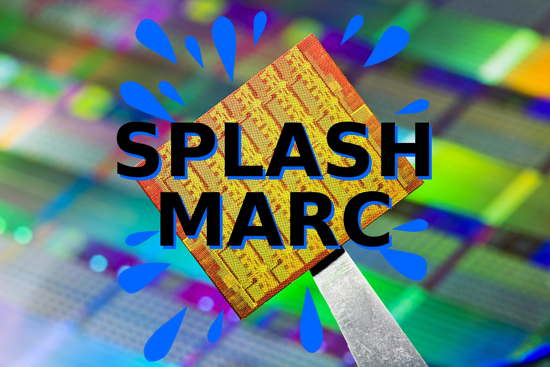 SPLASHMARC Logo