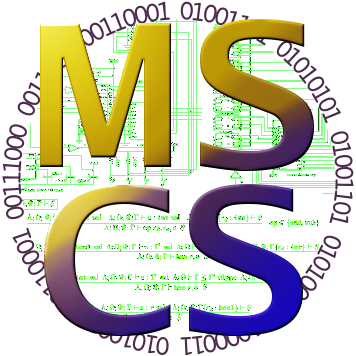 MSCS Department Logo